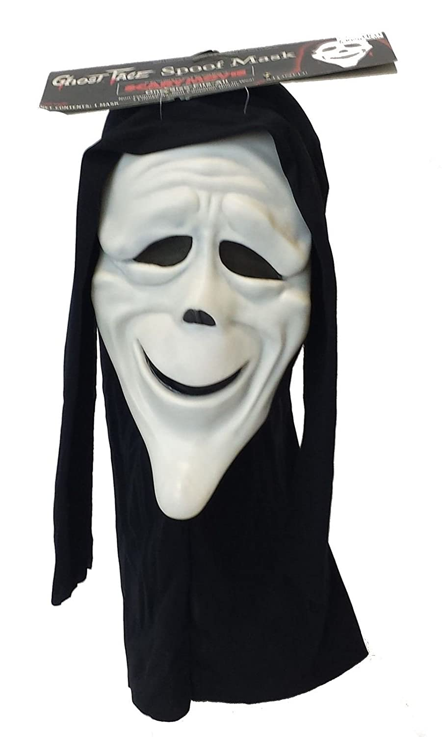 stoned scary movie scream mask u0026 cape halloween amazoncouk toys u0026 games