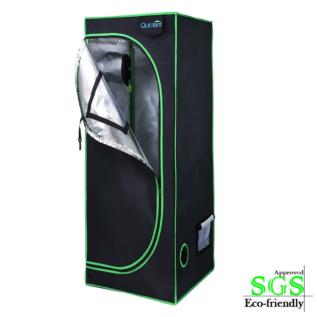 Quictent SGS - smallest marijuana grow tent  sc 1 st  Best LED Grow Lights & Best Grow Tent for Growing Cannabis (2019) - Reviews u0026 Guide