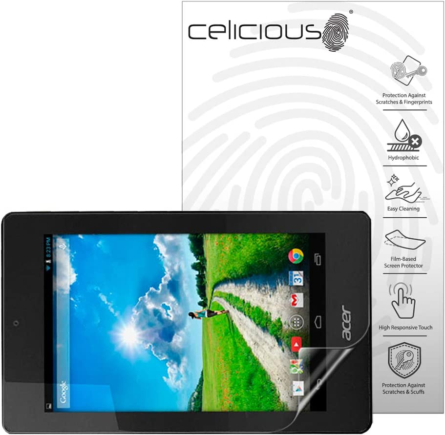 Celicious Impact Anti-Shock Shatterproof Screen Protector Film Compatible with Acer Iconia One 7 B1-730