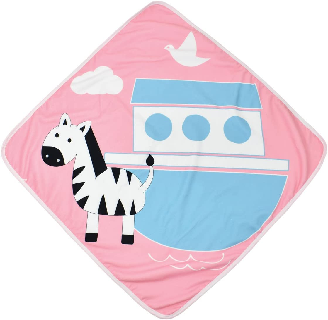 Splash About Baby Hooded Towel