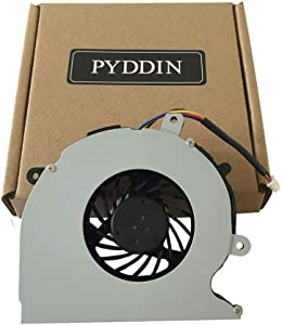 PYDDIN New Laptop CPU Cooling Fan Cooler for HP EliteBook 8540w 8540P 595769-001 Series
