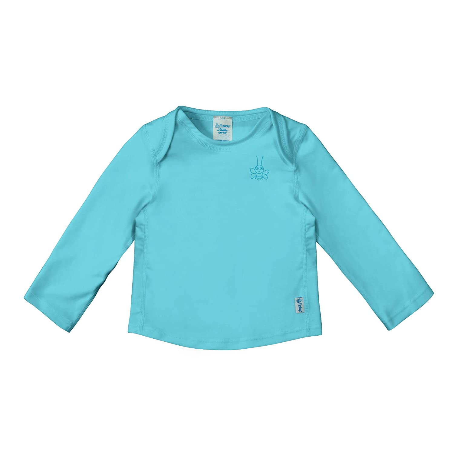 i play 18 Months Aqua Easy-On Rashguard