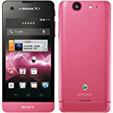 Xperia SX SO-05D docomo [Pink]