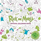 Rick and Morty Official Coloring Book (Colouring Books)