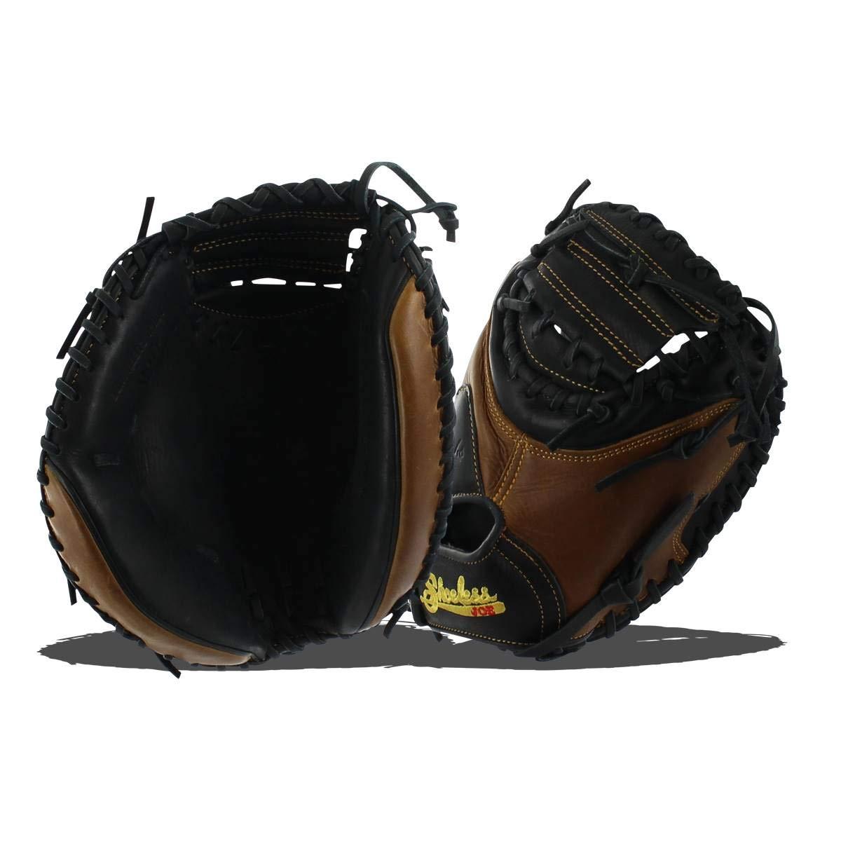 Shoeless Joe 34-Inch Pro Select Catchers Mitt Baseball Glove
