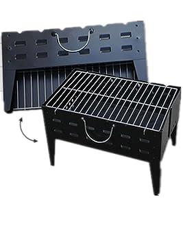 BBQER-A Barbacoa portátil al aire libre parrilla de carbón barbacoa delicada compat estufa de
