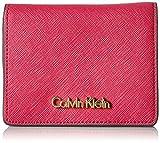 Calvin Klein Key Item Small Flap Saffiano Wallet