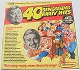 BERNARD MANNING / JOE モPIANOヤ HENDERSON 40 All Time Singalong Party Hits LP