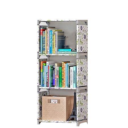 Mobile Libreria Ad Angolo.3 Strati Libreria Combinazione Mobili In Tessuto Libreria Per