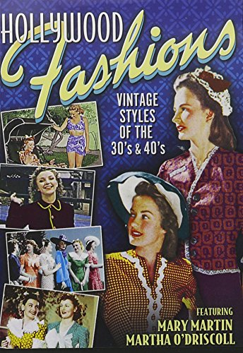 Fashions 1950s - Hollywood Fashions: Vintage Styles of the 1940s and 1950s