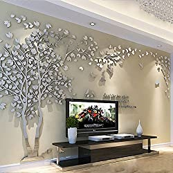 LICSE Family Tree Wall Decals for Living Room