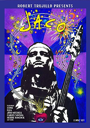 JACO: the Film with Bonus Disc (Blu-Ray) -  Paul Marchand, Jaco Pastorius