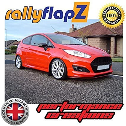 Genuine rallyflapZ (Made in the UK) Full Set of 4 Mudflaps