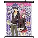 Shugo Chara Anime Fabric Wall Scroll Poster (16 x 20) Inches.[WP]-Shu-19