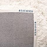 Safavieh Venice Shag Collection SG256 Handmade