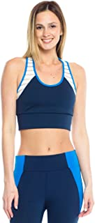 product image for Heroine Sport Tread Bra Womens Active Mesh Workout Bra