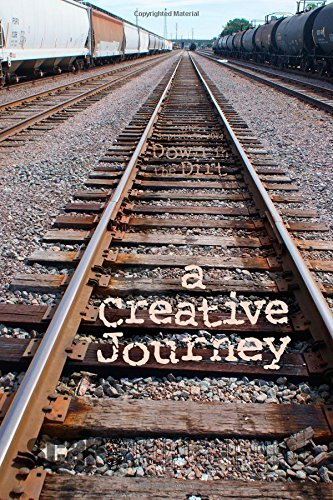 "a Creative Journey: ""Down in the Dirt"" magazine v125 (September/October 2014)"