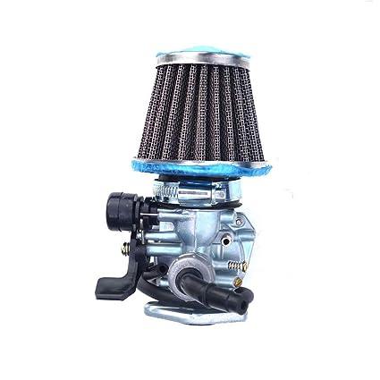 Amazon com: Carburetor PZ19 & Air Filter 35mm for Chinese ATV Go