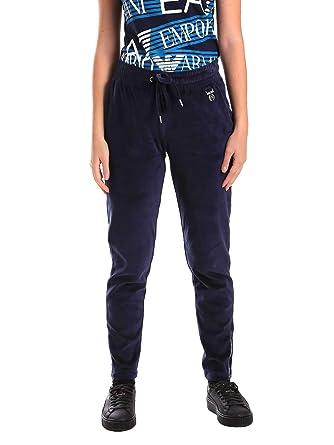 fa12f62786d9 Emporio Armani Ea7 6ZTP87 TJN9Z Pantalon Femmes Bleu S  Amazon.fr  Vêtements  et accessoires