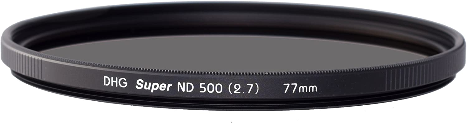 77mm Marumi DHG Super ND500 Filter 9 Stop ND2.7 Optical Glass Easy Clean 77 Made in Japan