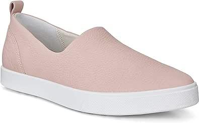 Ecco Women's Gillian Loafer Flats, Rose Dust, 40 EU