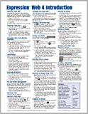Expression Web 4 Quick Reference Guide (Cheat Sheet of Instructions, Tips and Shortcuts - Laminated Card), Beezix, 1936220601