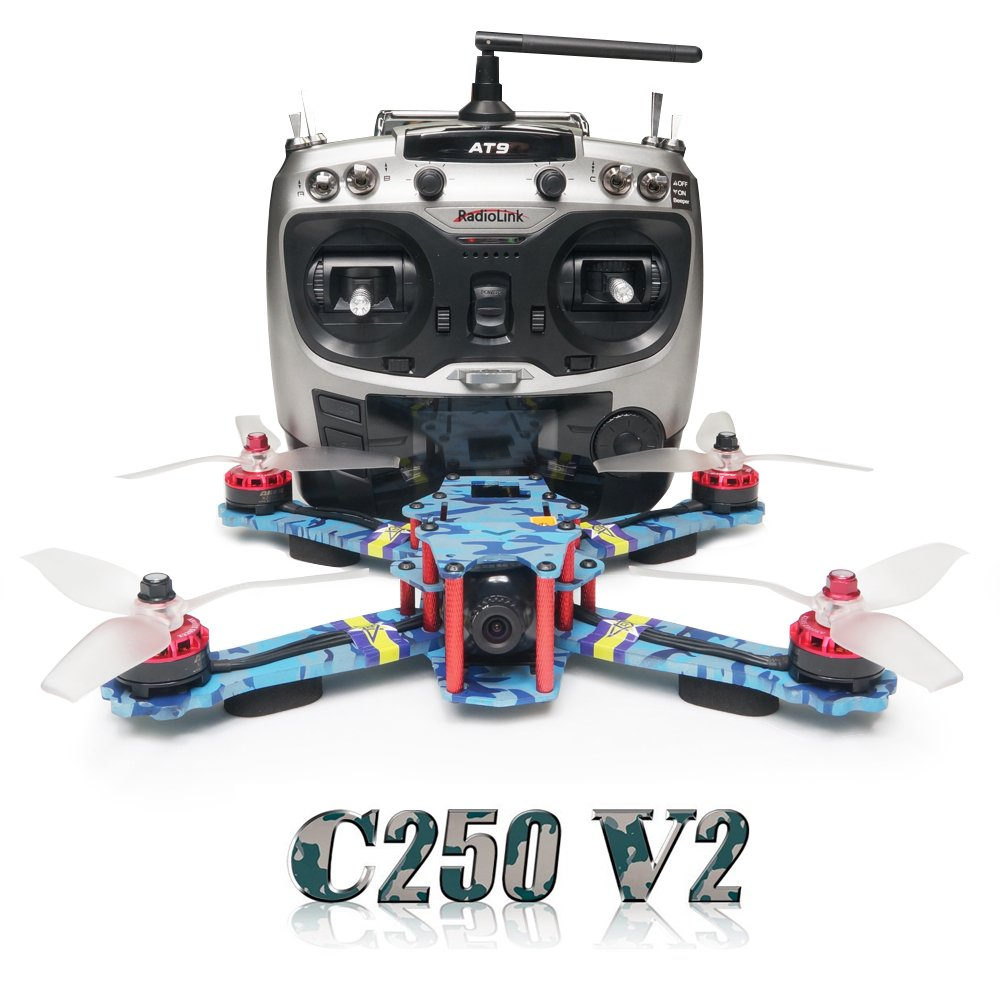 ARRIS C250 V2 Racing Drone Black Friday Deal 2019