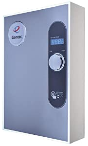 EEMAX 240V General Purpose Electric Tankless Water Heater, 27,000 Watts, 113 Amps - Water Heaters