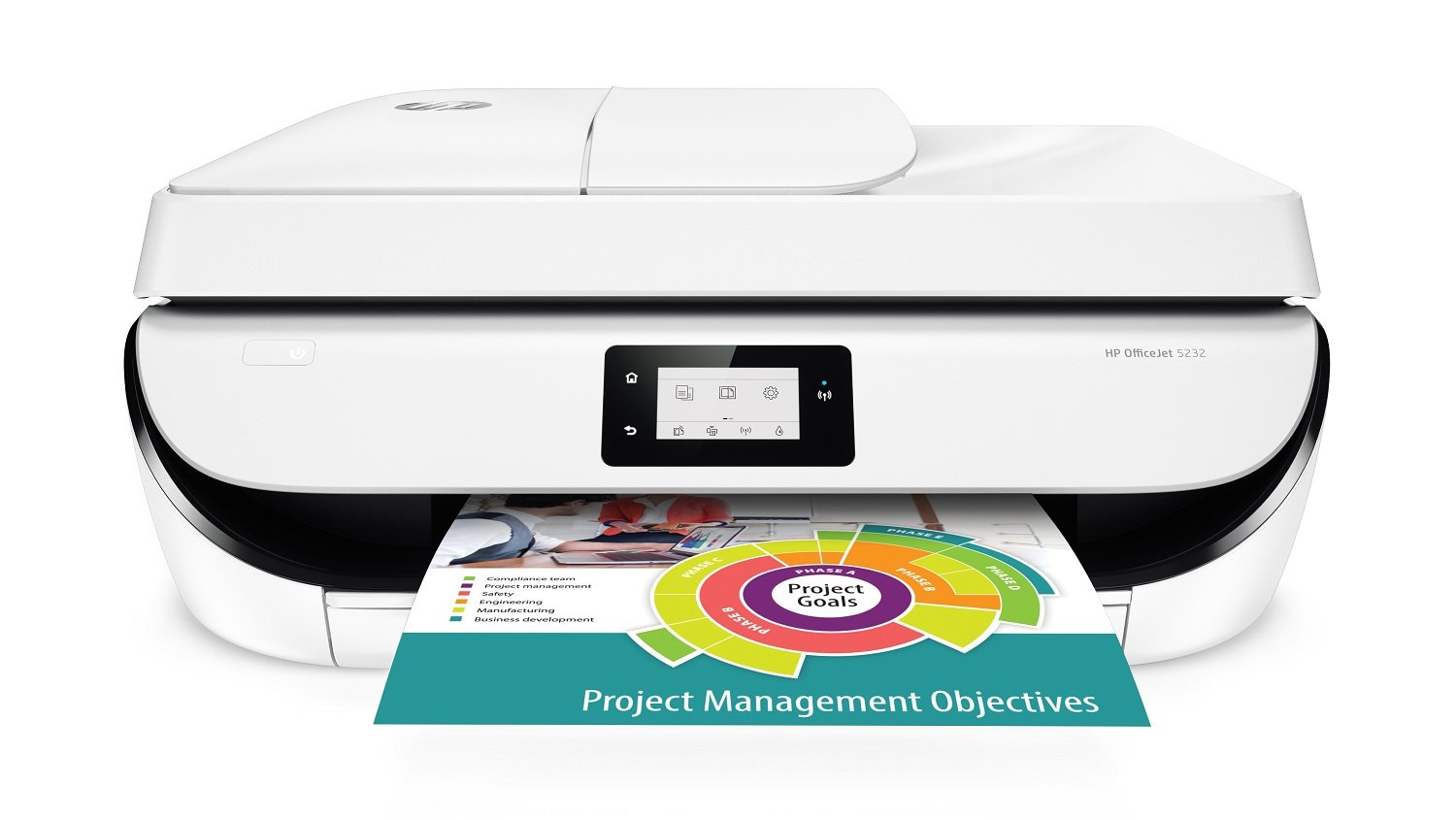 HP Officejet 5232 M2U84B