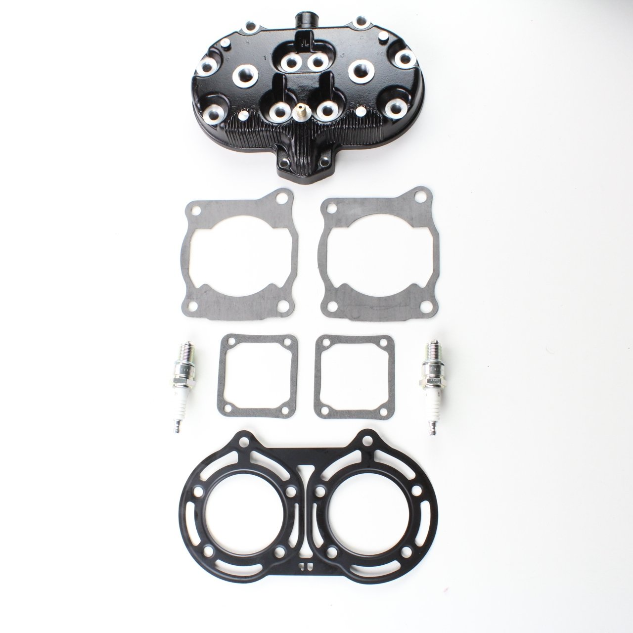 NICHE Cylinder Head Gasket Kit for Yamaha Banshee 350 1987-2006 Niche Industries