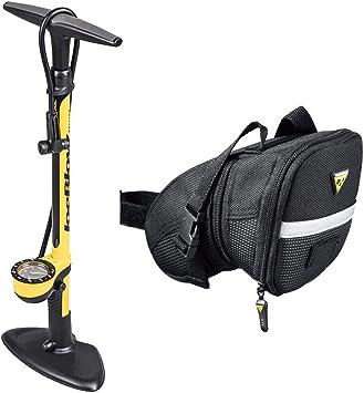 Topeak Joe Blow Sport III Bomba de Suelo para Bicicleta, Manguera ...
