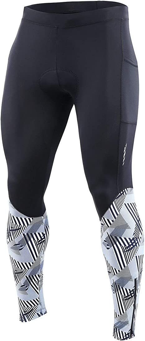 Baleaf pantaloncini da mountain bike imbottiti 3D da uomo leggeri ad asciugatura rapida UPF 50+ per mountain bike e ciclismo