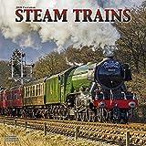 Steam Train Calendar - Calendars 2019 - 2020 Wall Calendars - Steam Trains 16 Month Wall Calendar by Avonside (Multilingual Edition)
