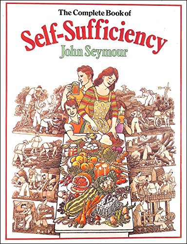 The Complete Book of Self-Sufficiency by Faber