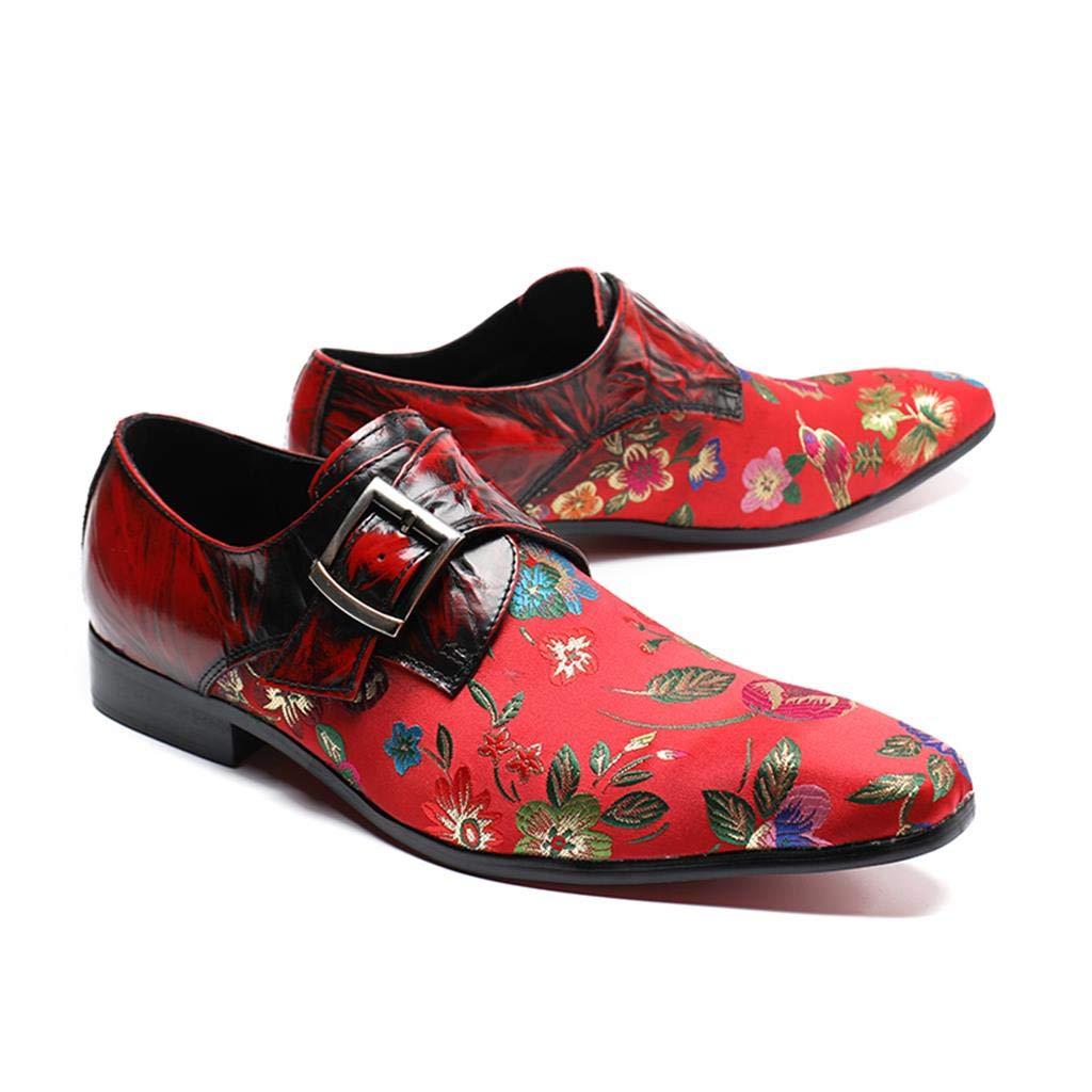 Mr.Zhang's Art Home Männer Schuhe Lässige Geschnitzte Geschnitzte Geschnitzte Herrenschuhe für Business f57293