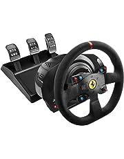 Thrustmaster T300 Ferrari Integral Rw Volante, Alcantara Edition per PC/PS4/PS3