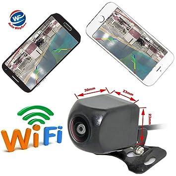 Wayfeng Tableau Auto Caméra Recul Wifi Wf® De Étoile dBoeCx