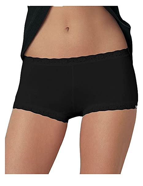 dcbdf967c Image Unavailable. Image not available for. Color  New Maidenform Women s  Soft Microfiber Boyshorts ...