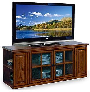 1c08918b7ca7 Amazon.com: Crosley Furniture KF10005ABK Alexandria 60-inch Low ...