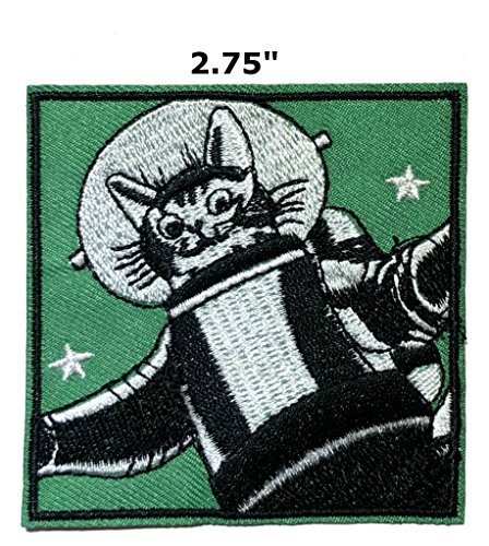NASA Space Program Space Cat - 2.75