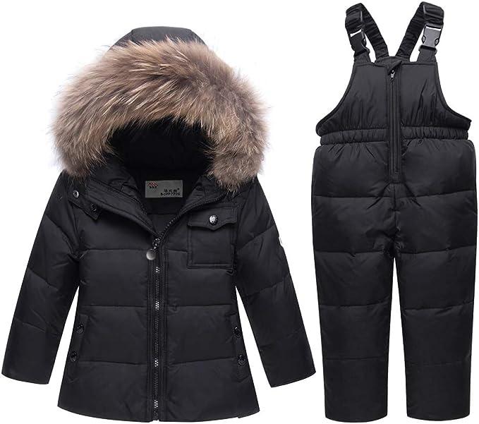 Anxinke Kids Boys Girls Winter Warm Comfy Puffer Down Vest