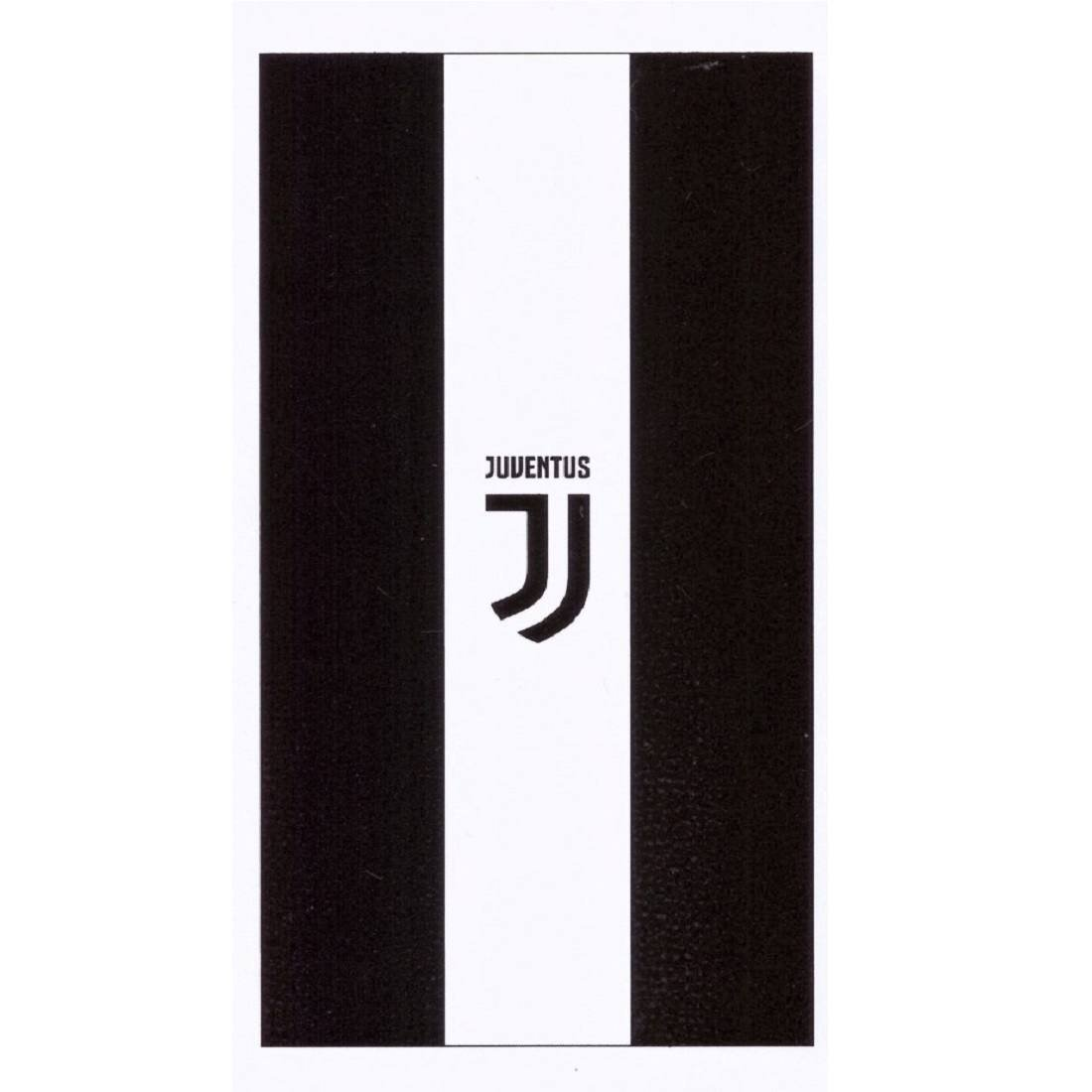 Juventus Cotton Towel with Logo 70 x 140 cm HERMET