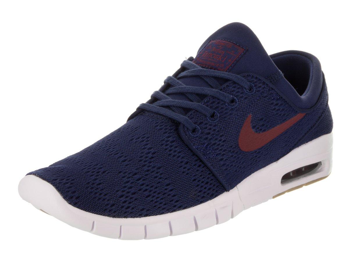 Nike SB Stefan Janoski Max Men's Shoes B074GYT5TJ 11 D(M) US Binary Blue/Team Red-white