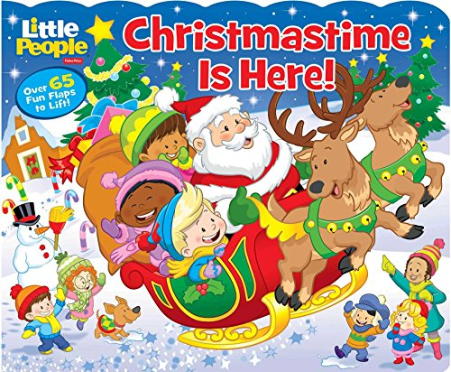 (Fisher-Price Little People: Christmastime Is Here! (Fisher Price)