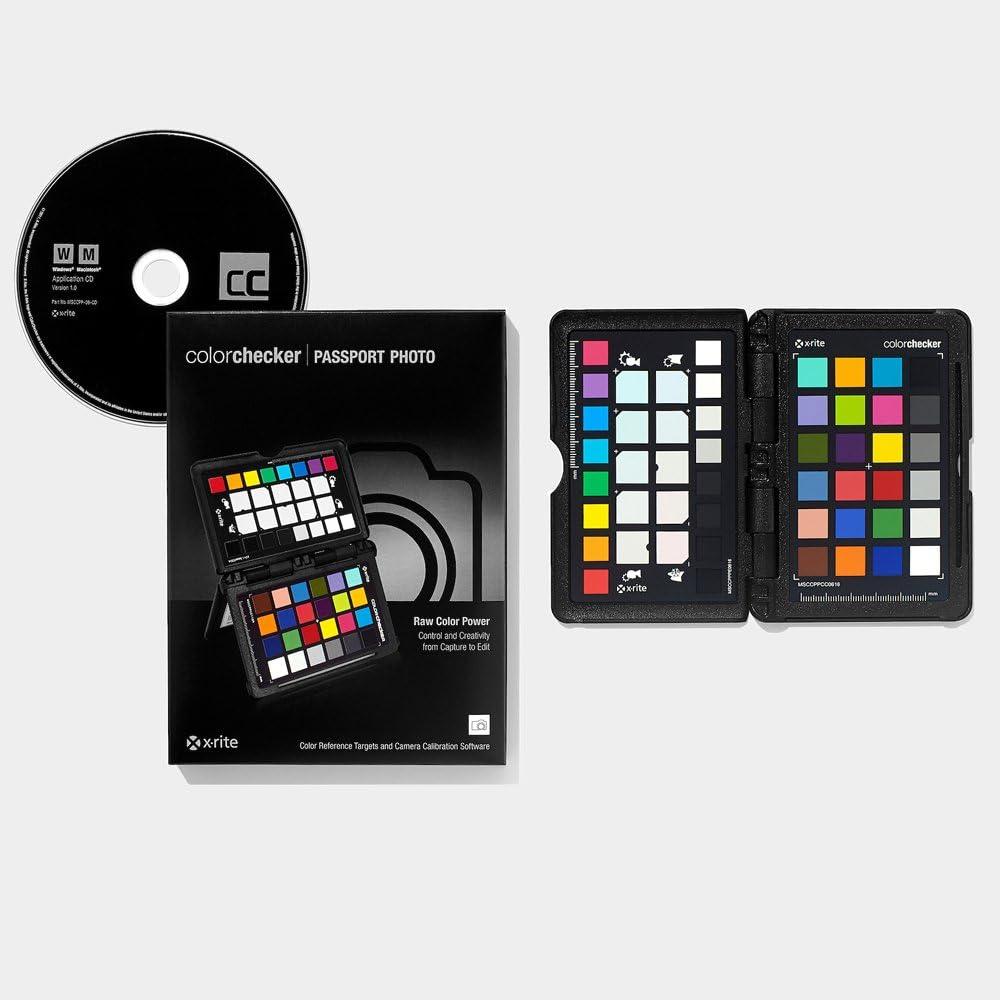 X Rite ColorChecker Classic