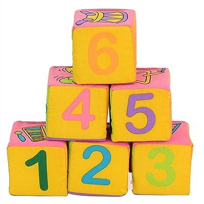 Nouveau Cube En Tissu Pour L Eveil De Bebe Cube D Activites