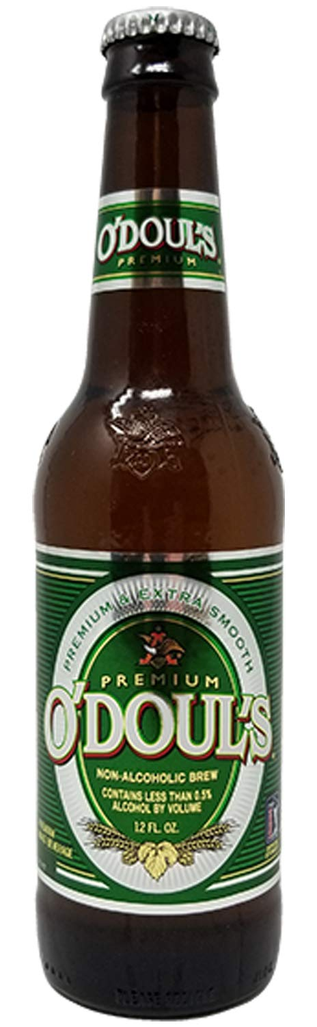 O'Doul's Premium Non-Alcoholic Beer, 12-oz Glass Bottles (12 Pack) by O'Douls
