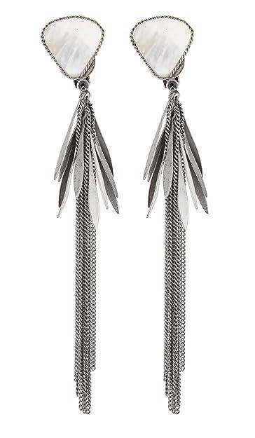 Clip On Earrings - Silver Plated Drop Earring - Kallie S by Bello London tXYaCr3TQ2