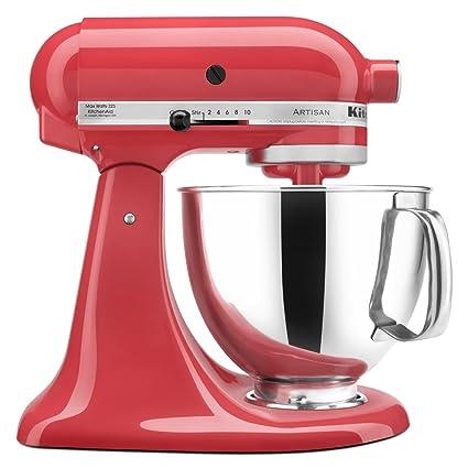 Amazon.com: KitchenAid KSM150PSWM Artisan Series 5-Qt. Stand Mixer on kitchenaid artisan stand mixer, kitchenaid mixer, kitchenaid stand mixer, kitchenaid artisan mixer,