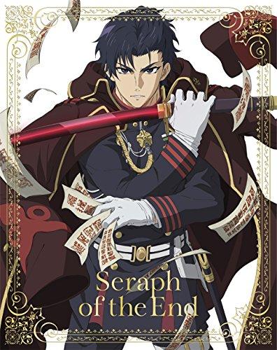 Animation - Seraph Of The End (Owari No Seraph) Vol.3 (BD+CD) [Japan LTD BD] GNXA-1403